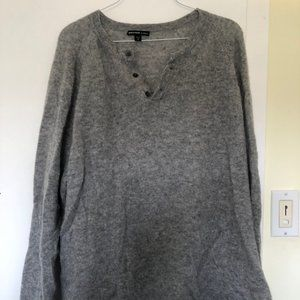 James Perse Knit Cashmere Sweater